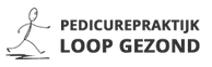 Pedicurepraktijk Loop gezond Logo